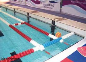 "Boisko do Water Polo 4"" 30m x 20m"