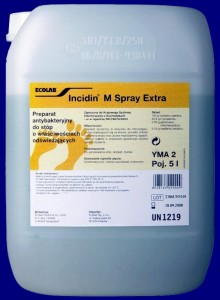 INCIDIN M SPRAY EXTRA 5L