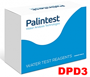 TABLETKI DPD3 PALINTEST CHLOR CAŁKOWITY
